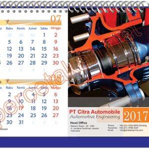 Kalender Meja 15 x 21 cm