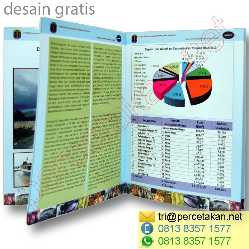 Biaya Cetak Booklet