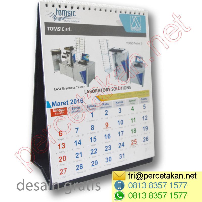 Kalender Bulan Maret