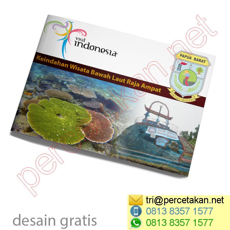 Cover Booklet Pariwisata Raja Ampet
