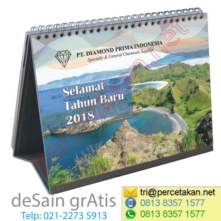 Desain dan Cetak Kalender