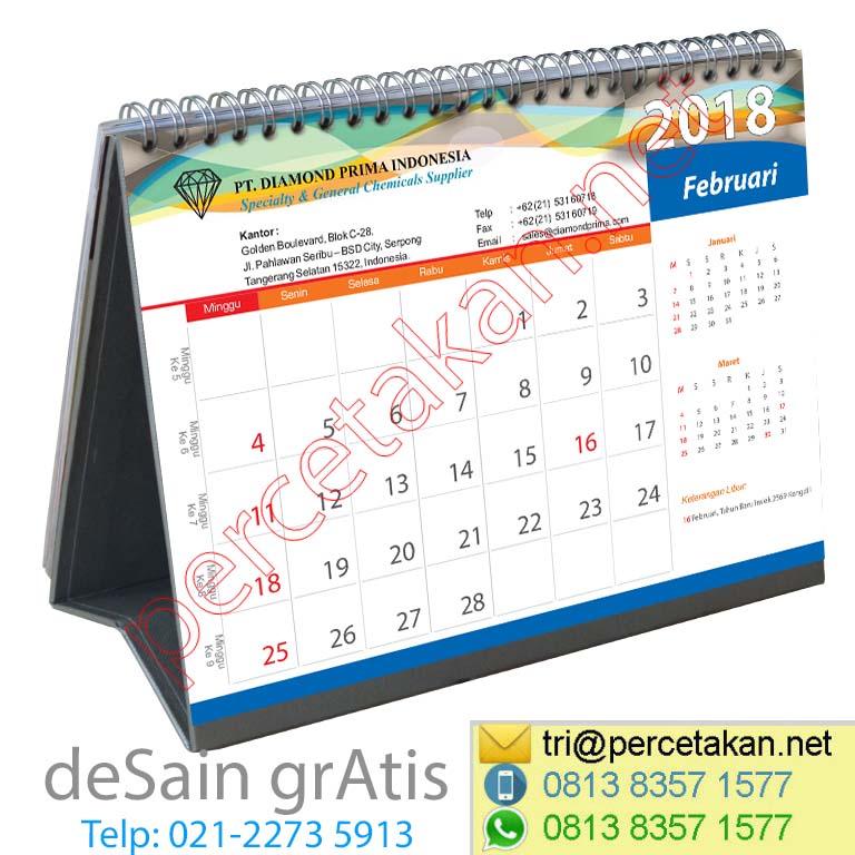 Desain Kalender Foto - Jasa Desain Kalender Yang Tepat ...