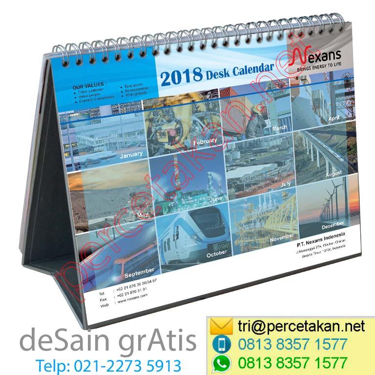 Percetakan kalender Duduk CV. Duta Pariwara 7