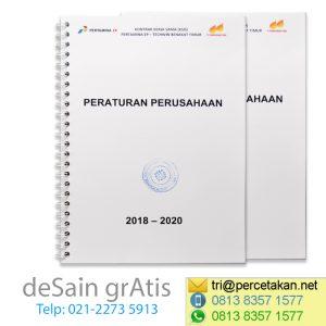 Contoh Pertamina EP - KSO Techwin