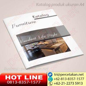 Percetakan katalog online