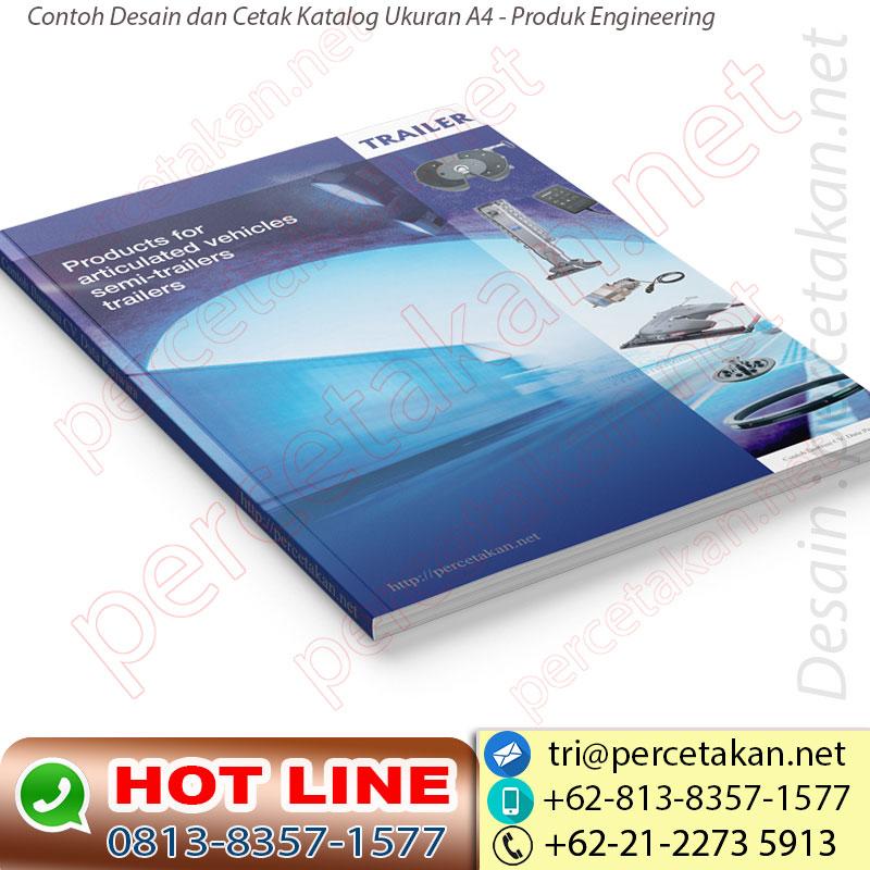 Harga Desain Katalog Engineering