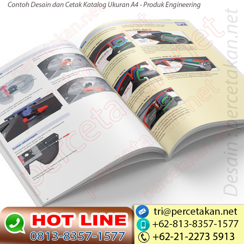 Contoh Desain Katalog Engineering
