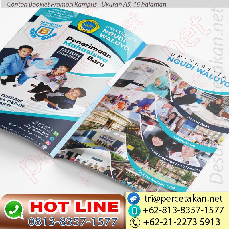 Harga cetak booklet promosi